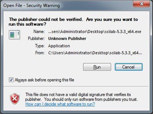 Instalando o Scilab no Windows - Leandro Nunes